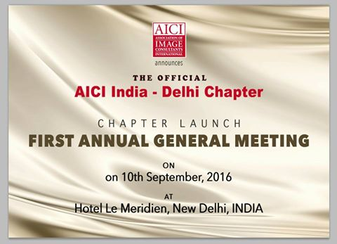 Chapter Launch Meeting