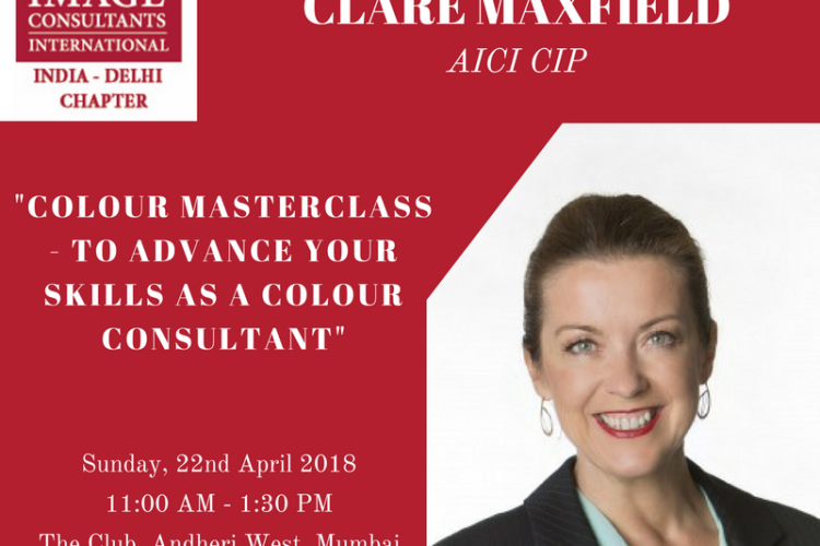 Masterclass with Clare Maxfield
